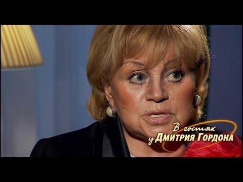 Егорова: Миронов за Высоцкого кулаком мне как двинул! Все в крови было — нос мне сломал