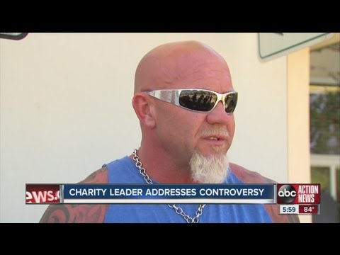 non profit leaders addresses controversy