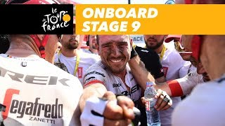 Onboard camera - Sequence of the day - Stage 9 - Tour de France 2018