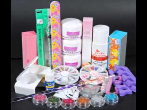 Acrylic Nails Kit Ebay