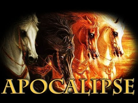 Os 4 Cavaleiros do Apocalipse - Paulo Junior