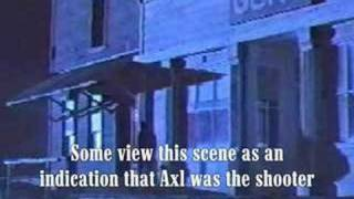 November Rain - Why did Axl's bride die? Three theories