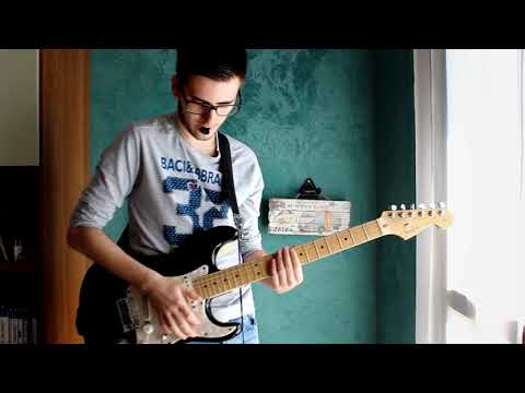 Rkomi - Mai Più   Riff Guitar Loop Cover
