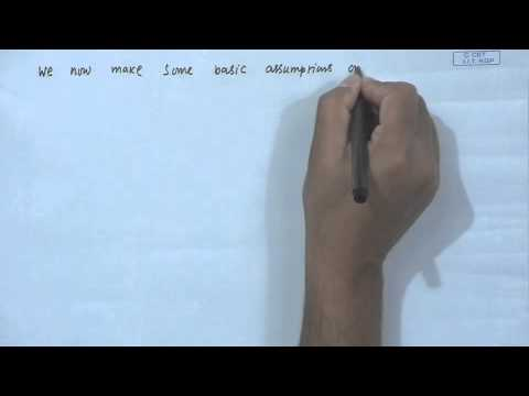 Mod-01 Lec-01 Lecture-01-Simple Linear Regression