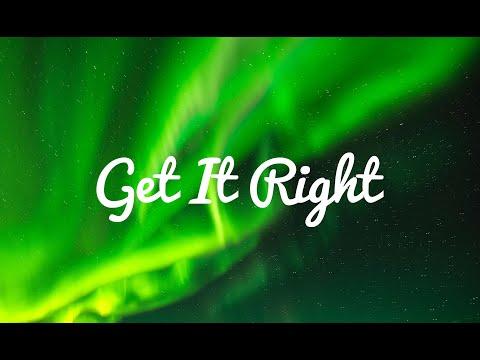 Diplo - Get It Right (Feat. MØ) (Lyrics/Lyric Video)
