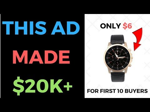 THIS AD MADE ME $20K+ (STEP BY STEP PROCESS HOW TO MAKE SHOPIFY INSTAGRAM AD)