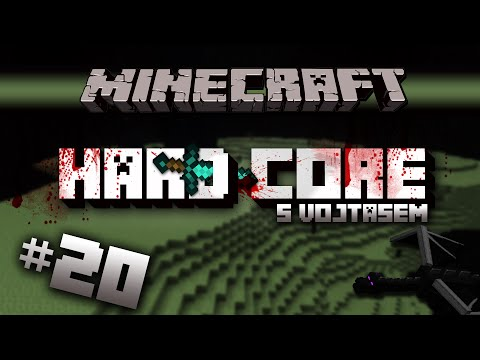 Minecraft Hardcore - |#20| Lektvary ! | FullHD [CZ]
