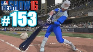 CALLING MY SHOT!   MLB The Show 16   Diamond Dynasty #153