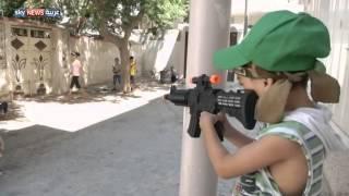 غزة.. قصة الحروب بلغة الأطفال
