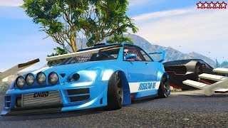 GTA 5 Online Rally Championship - GTA 5 Online w/ The Crew