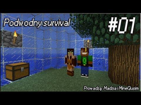 Podwodny survival #01