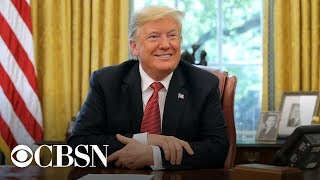 President Trump issues his first veto over national emergency rejection, live stream
