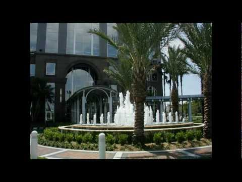 Crystal Waterscapes Fountain in Tampa