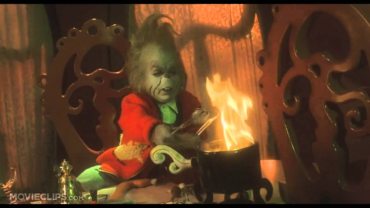 baby grinch clips funny  Little Grinch In School