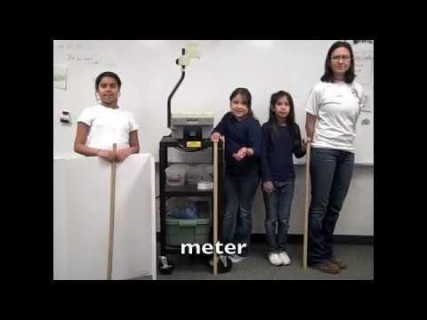 Metric Measurement:  Length