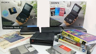 e-books in the '90s - Sony's Data Discman