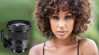 "Sigma Art 105mm F1.4 ""Bokeh Master"" (vs Nikon)"