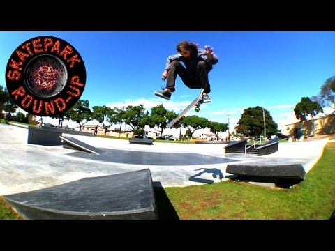 Skatepark Round-Up: Baker 2