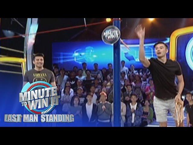 Boomerang | Minute To Win It - Last Man Standing