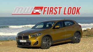 2018 BMW X2 | First Drive