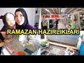 Lagu Market Alışverişi | Ramazanlık Buzluğa Atmalık Pratik Oluyor | Ek Gıda | Günlük Vlog