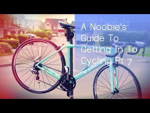 A Noobie's Guide To Cycling pt7: Six Basic Maintenance Tasks