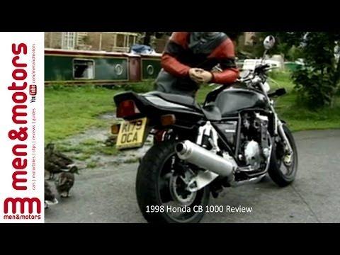 1998 Honda CB 1000 Review