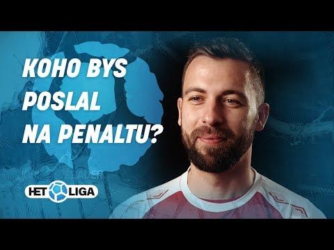 Videodotazník: Komu bys svěřil penaltu?