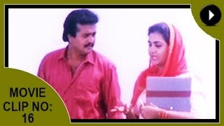 Veendum Kannur - Sathyaprathinja - Action Malayalam Full Movie Part 16