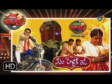 Jabardasth |17th November 2016 | Full Episode | ETV Telugu