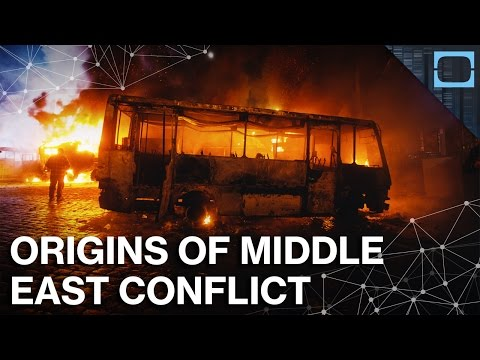 Are Europeans To Blame For Middle East Conflicts?