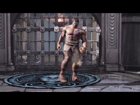 God of War 3 - Kratos vs Hercules - Part 2/2