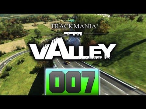 Let's Play TrackMania 2 Valley #007 - Der Mega Sprung [deutsch   HD]