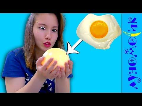 Что внутри ОГРОМНОГО ЯЙЦА? Huge egg with surprise