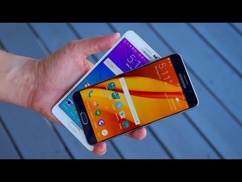 Galaxy Note 5 vs Galaxy Note 4