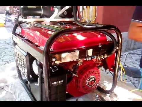Generatore Elettrico funziona solo a idrogeno.