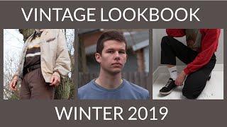 VINTAGE LOOKBOOK | WINTER 2019