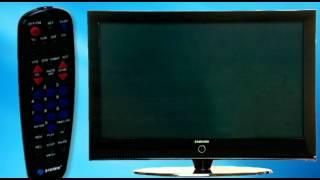 Video Tutorial que muestra la configuración del control remoto RM-8