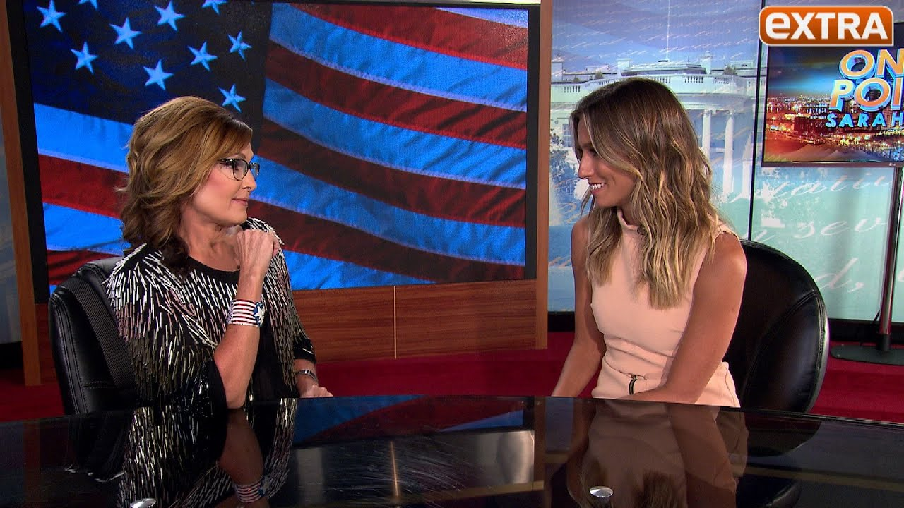 Sarah Palin Defends Donald Trump for 'Telling the Truth'