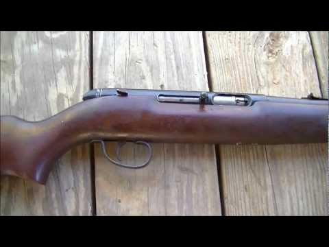 Remington 550-1 a quick look at a fine .22 rifle