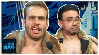 On The Spot: Ep. 148 - Jurassic Park 6: Fire Bad, Jokes Good | Rooster Teeth