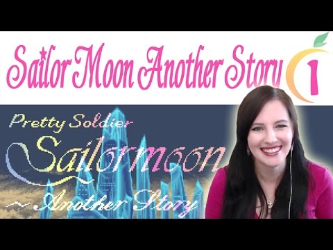 Peachy Plays ♥ Sailor Moon Another Story ♥ part 1