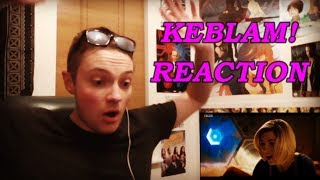 DOCTOR WHO - 11X07 KERBLAM REACTION