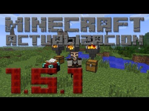 Minecraft Noticias: Actualización: 1.5.1