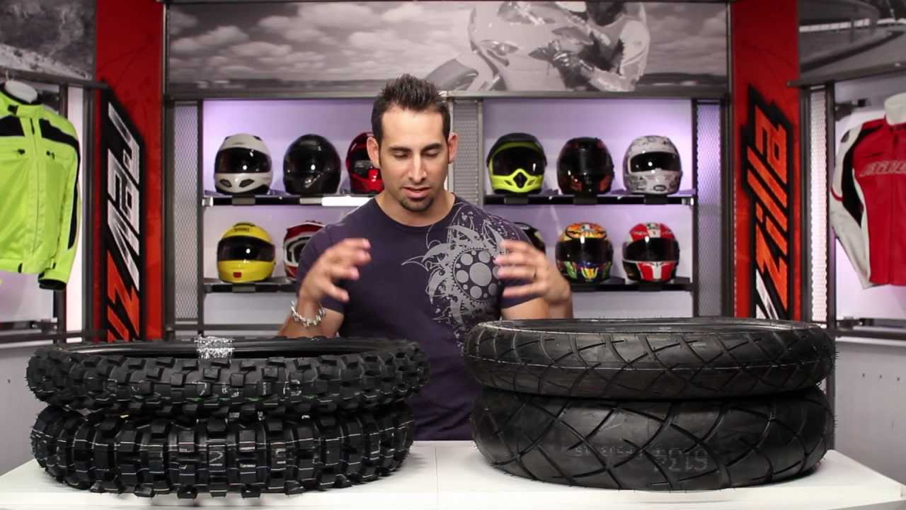 Tire Ratings Guide >> Dunlop Dual Sport Tire Guide at RevZilla.com - YouTube