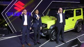 Auto Focus | Industry News:  All New Suzuki Jimny All Grip Pro Launch
