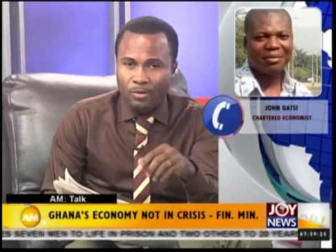 Ghana's Economy not in Crisis - AM Talk (16-07-14)