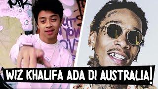 Wiz Khalifa  Ada Di Australia  TGOD Vlog
