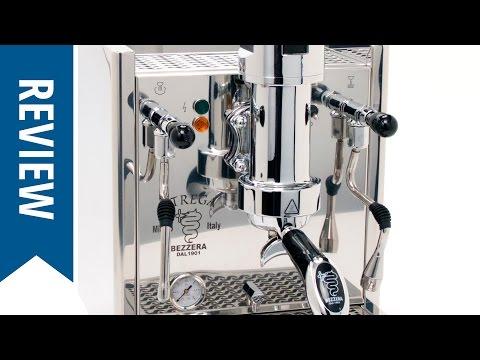 Bezzera Strega: Lever Espresso with a Pump Twist