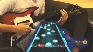 Guitar Hero Warriors of Rock - Black Widow of Laporte 100% FC